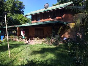 Ipil wood house at farm sale Palawan