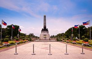 Have a picnic in Rizal Park just minutes away from the condo for sale